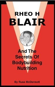 Rheo Blair Secrets of Bodybuilding Nutrition PDF